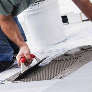 Tile adhesives & waterproofing