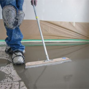 Levelling compounds & concrete repair