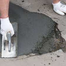 Concrete patch and repair