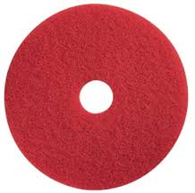 17 inch buffing pads
