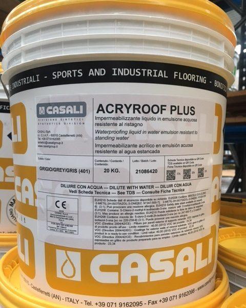acryl roof plus