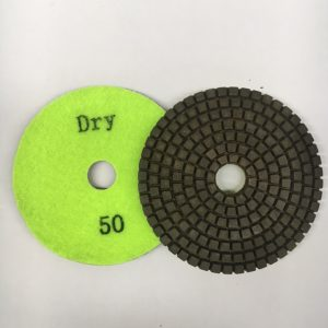 flexible resin diamond pads