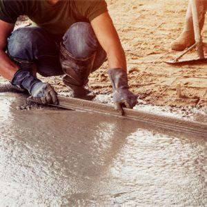 Concrete tools