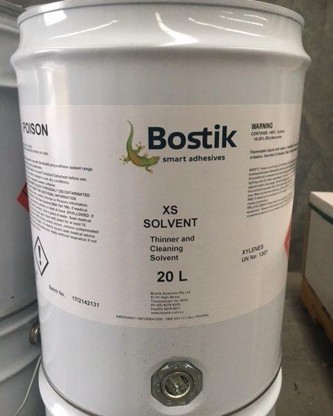 bostik solvent